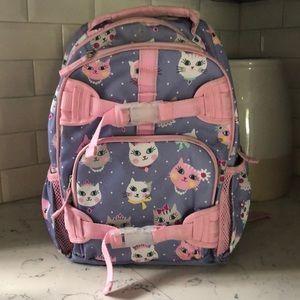Pottery Barn Kids Small Kitten Backpack